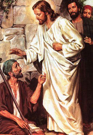 jesus. they experience Jesus